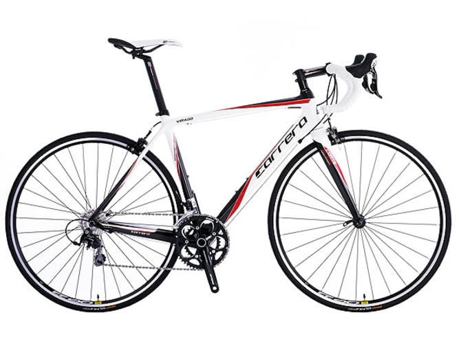 Carbon Road Bikes Under 1000 Carrera Road Carbon