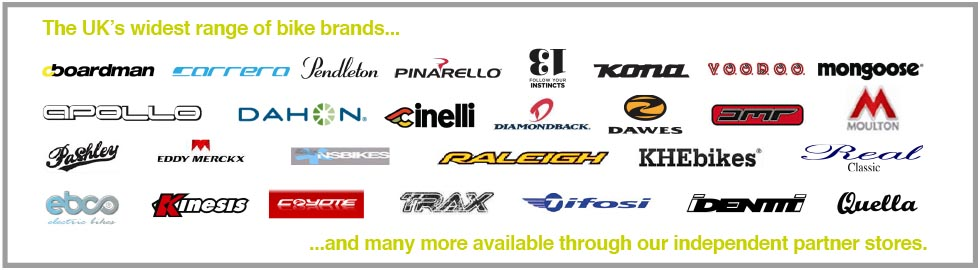 Halfords brands